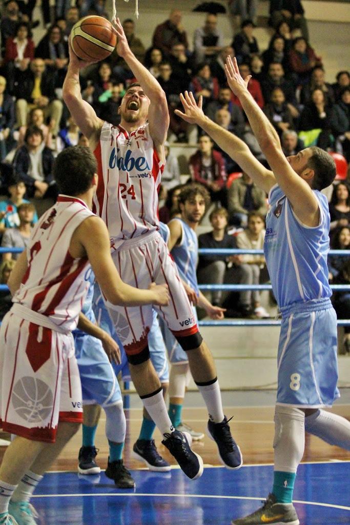 Per la Vetrya Orvieto Basket è semifinale