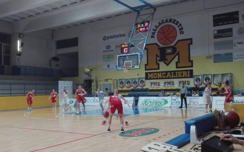 Castelnuovo Scrivia vince anche a Torino e chiude al quinto posto
