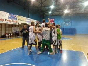 TTB, vittoria all'ultimo respiro contro Pinerolo