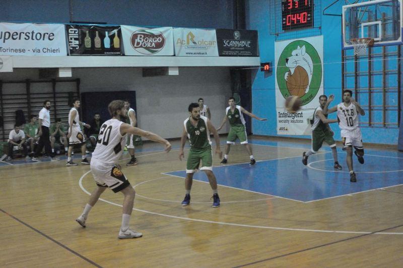 Torino Basket in C Gold