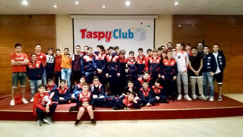 Cinema, Basket, Pizza…Formula Vincente per il TaSpy Club!