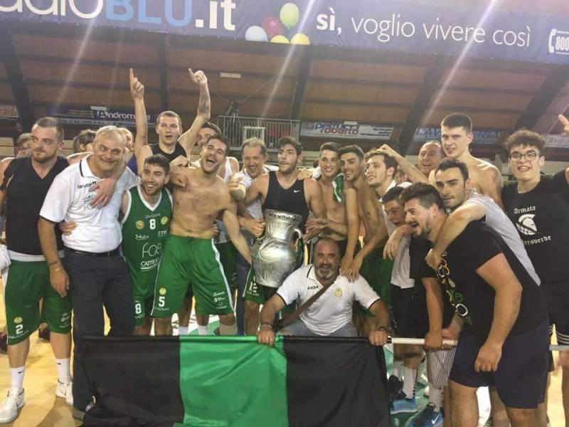Il sogno è diventato realtà: Corato, è Serie B!