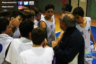 Vigliano Basket Club torna sconfitto da Borgaro