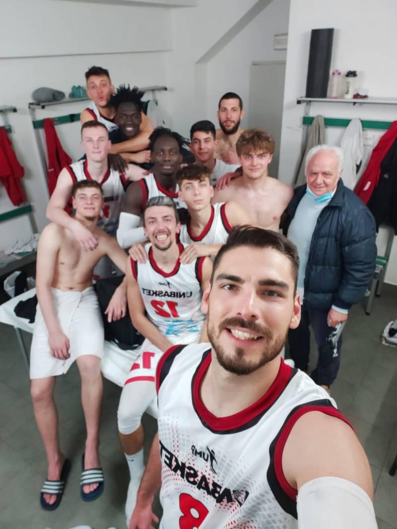 I senatori trascinano l'Unibasket alla vittoria contro Pisaurum