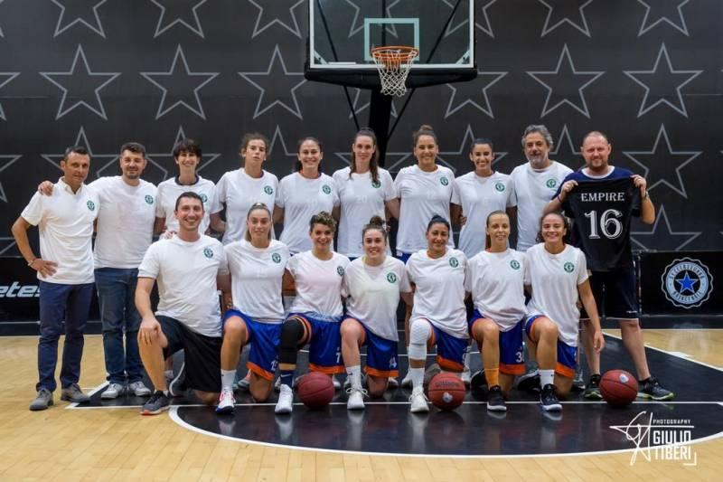 """Gruppo Stanchi e F.C. Empire, basket e calcio insieme. Stanchi: """"Puntiamo al sesto posto"""""""