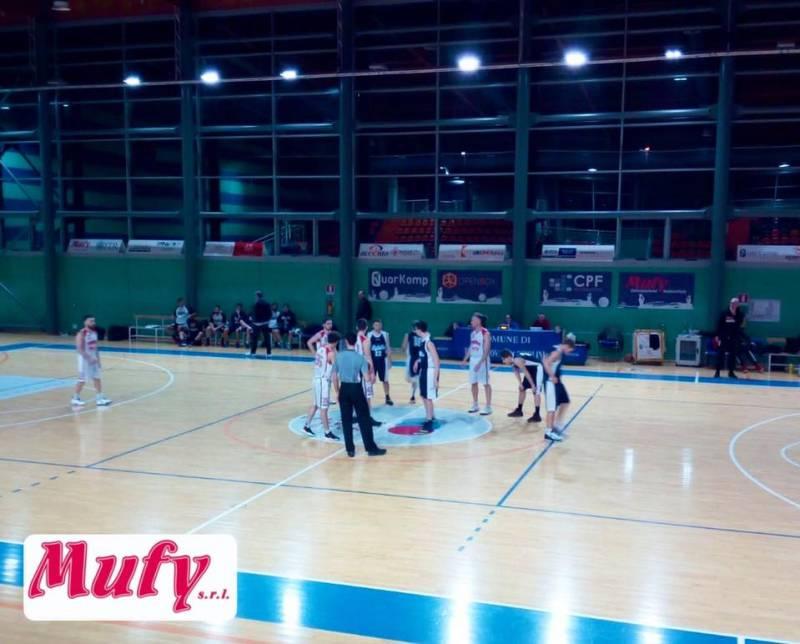 Contro Fidelis Prato Mufy Terranuova Basket allunga nuovamente nel finale