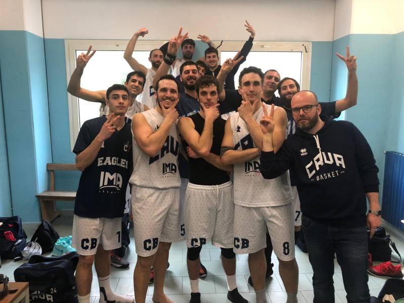 Il Cava Basket batte Venafro e centra il secondo posto. Nuova sfida con i molisani nei play-off