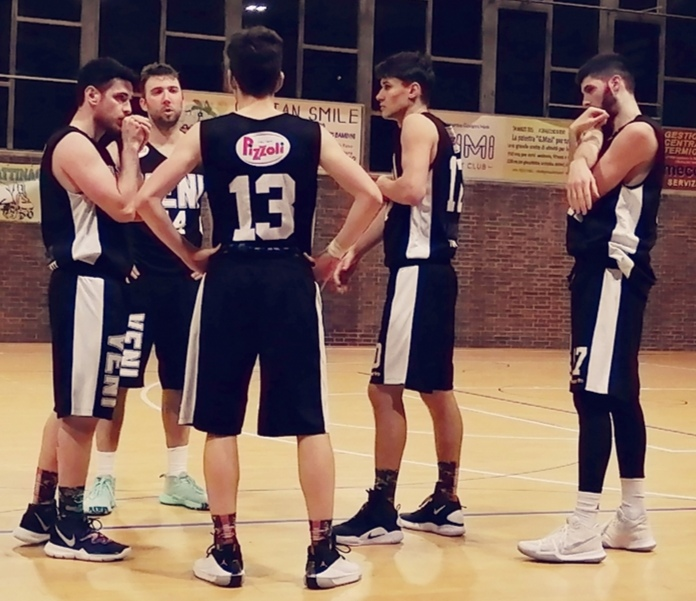 Pizzoli Veni Basket-Scuola Pallacanestro Vignola