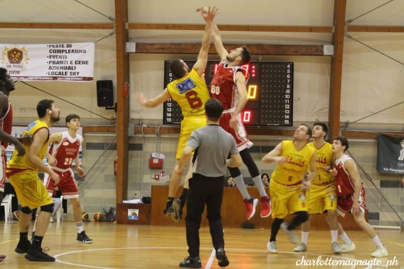 Pallacanestro Veroli torna a vincere, battuta la Sam Basket Roma