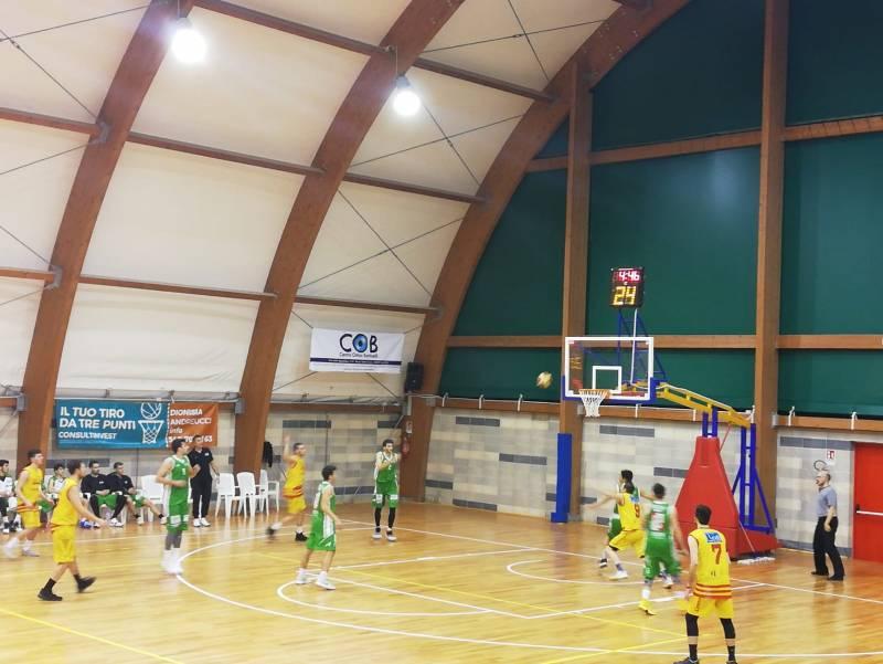 Basket Serapo Gaeta espugna il campo della Pallacanestro Veroli 2016