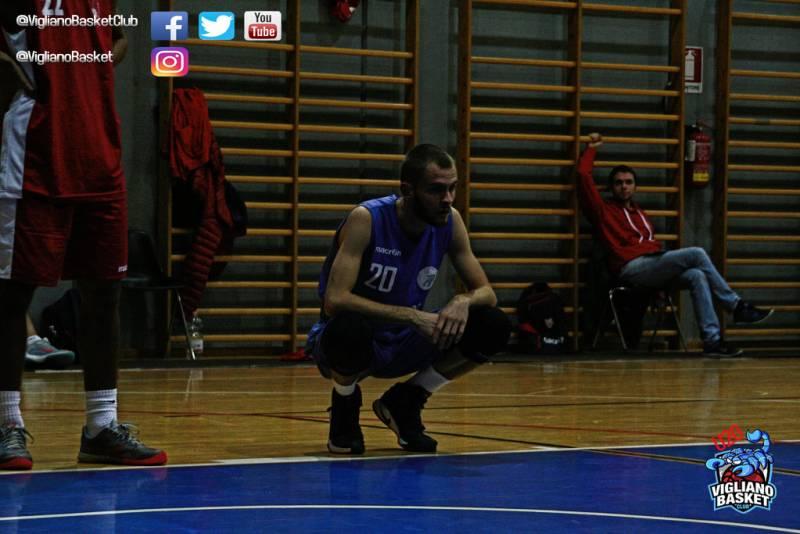 Vigliano Basket Club si arrende al College Basket