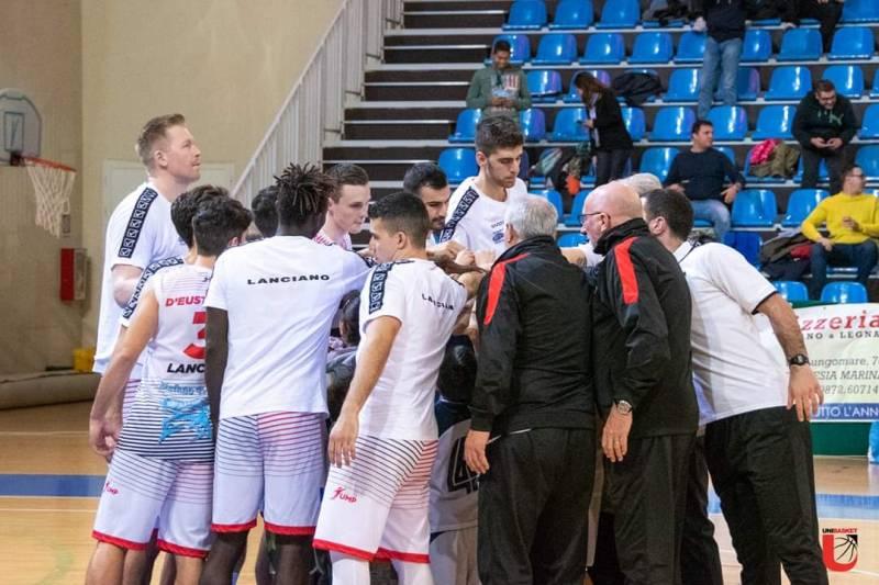 L'Unibasket si scioglie nell'ultimo quarto. A Matelica finisce 67 a 62 tra i rimpianti