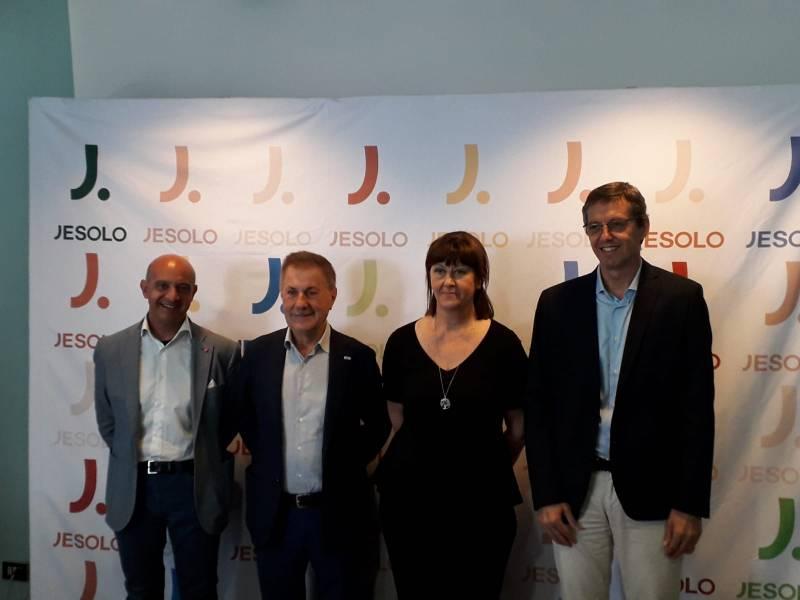 """Presentata la 7^ edizione del Torneo di Basket """"Città di Jesolo"""" - Trofeo Dalla Riva Sportfloors"""