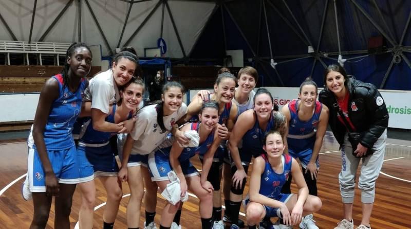 Alma Patti, facile vittoria in casa della Virtus Cagliari. Mariana kramer saluta il basket giocato