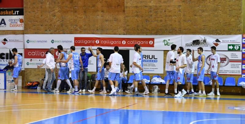 Calligaris al capolinea: la stagione del CSB si ferma a Murano
