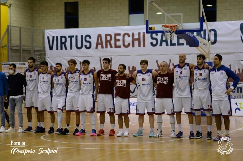Vinto il derby con Avellino e quarto successo consecutivo per la Virtus