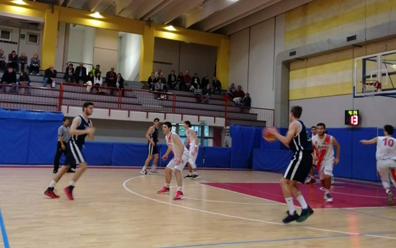 Piani Junior prima finalista playoff