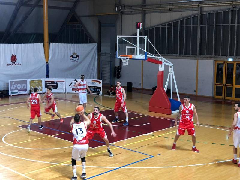 Finale play-off, stoica Virtus Assisi, batte Teramo anche in gara 2 e si porta avanti 2-0