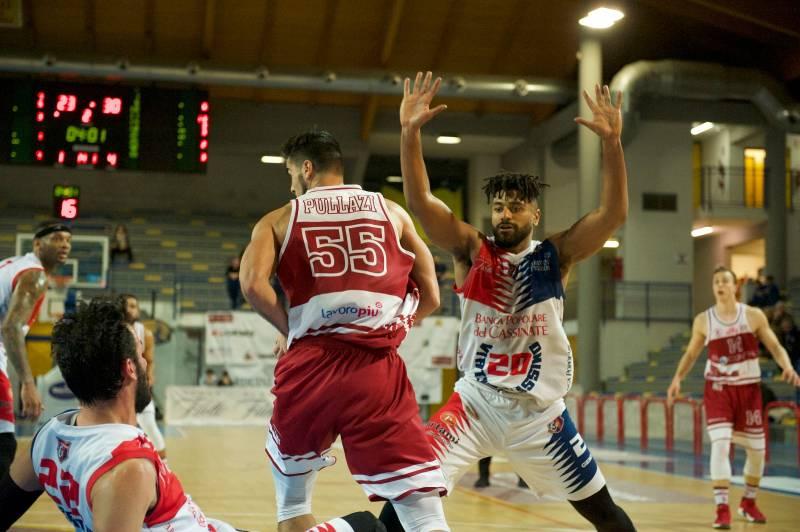 Pall.Trapani: vittoria esterna, 70-78 a Cassino
