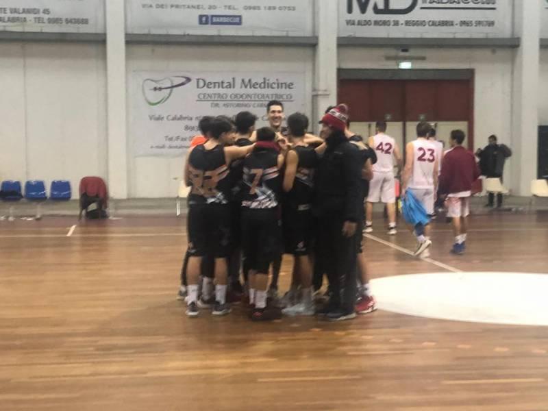 La Scuola di Basket Viola vince il derby al Palabotteghele