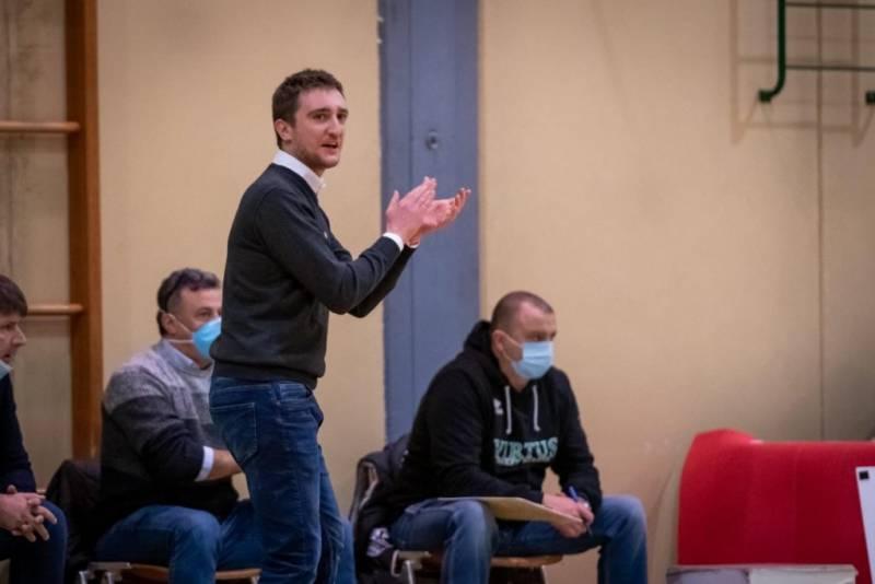 Riccardo De Nicolao è il nuovo head coach dell'Antenore Energia