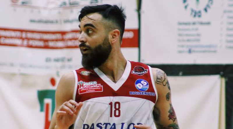 Andrea Spampinato è un nuovo cestista della Virtus Imola per la stagione 2019/20