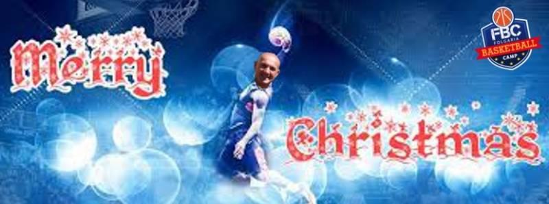 Novità natalizie al Folgaria Basketball Camp