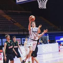 Dominic Maria Borgialli Giovinezza, talento e scommessa della nuova 5 Pari
