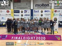 Finale di Coppa Italia di A2: Alpo battuto, la Coppa va a Crema