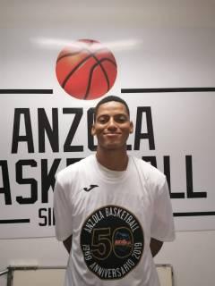 Un gradito ritorno per l'Anzola Basket: Othmane Youbi