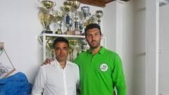 Paolo Pelliccione vestirà i colori neroverdi