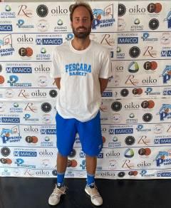 altro grande colpo per il Pescara Basket: Andrea Grosso
