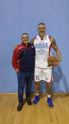 Audax Gaudianum da il benvenuto al grandissimo Mimmo Bruni