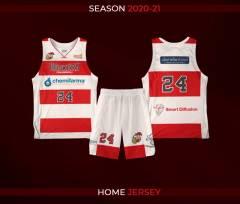 Oggi il lancio delle nuove divise Baskérs Forlimpopoli per la stagione sportiva 2020/2021