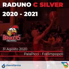 Raduno per la stagione sportiva 2020/2021