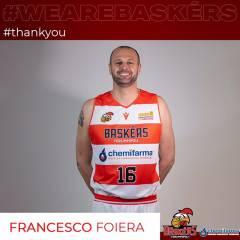Transazione contratto Francesco Foiera