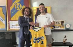Vytautas Jakubaitis è un nuovo giocatore del Basket Bellizzi