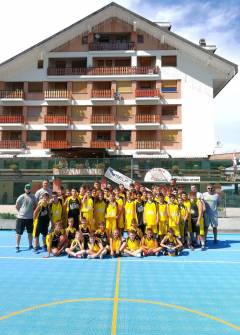 Artesina Summer Camp 2019