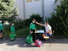 Intervista sul Camp Sport d'Estate