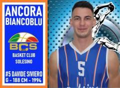 Confermato Davide Siviero per la stagione 2020/21