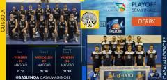 GUNA Oglio Po, vittoria a Castenedolo e semifinale raggiunta. Ora sarà derby