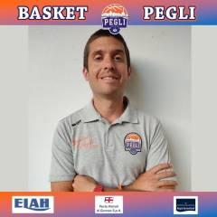 Daniele Bottesi nuovo preparatore atletico del Basket Pegli