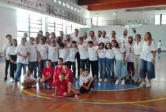 Prosegue il rapporto di collaborazione tra la Basket School e la PCR Messina