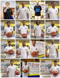 E3Energy Basket Todi: i confermati per la stagione 2020-2021
