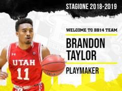 Brandon Taylor è il  secondo americano di BB14