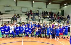 Giornata Minibasket a Diano Marina. Under 14 Femminile al torneo della Lanterna