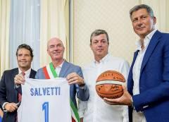 Pielle Livorno: Presentata la squadra all'ammistrazione comunale