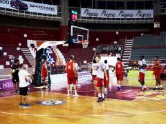 Domani la prima amichevole stagione contro il Green Basket Palermo