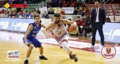 Matteo Palermo rinnova per due anni con la Pallacanestro Trapani