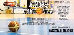Minors Takeover: da giovedì 27 il nuovo approfondimento sulle minors mantovane
